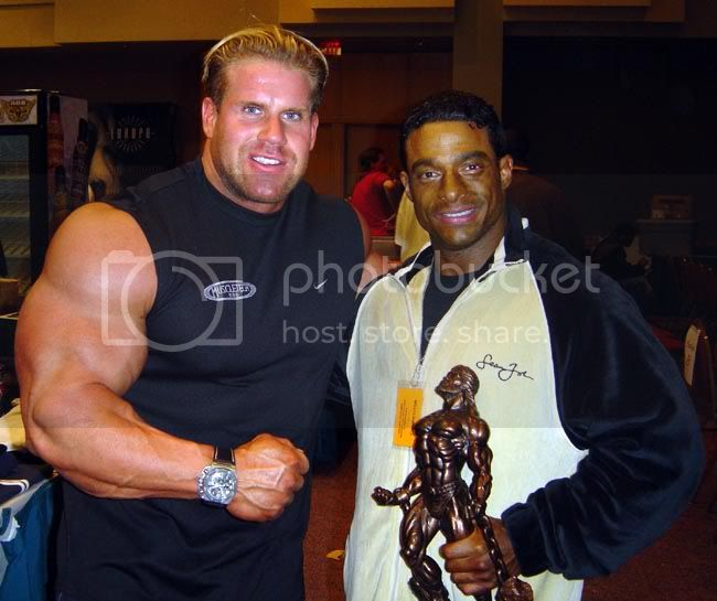 me and jay cutler
