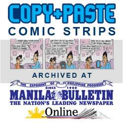 Copy+Paste at the Manila Bulletin