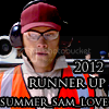 Summer Sam Love Runner Up